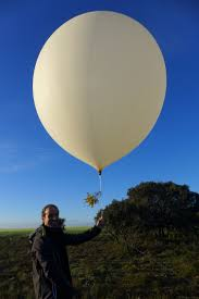 balloons offer low cost flights to the stratosphere