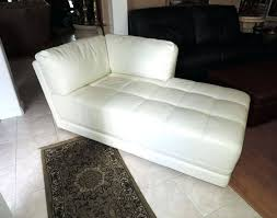 Sofa Bed Macys by Chaise Lounge White Chaise Longue Sofa Bed Fabulous White