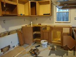 Installing Floor Cabinets Santa Or Jesus Must Have Made The Lazy Susan