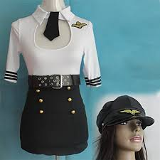 Security Halloween Costumes Tsa Agent Airport Security Strip Women U0027s Halloween