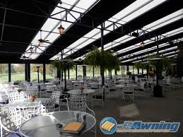 16 Foot Awning Jc Awning Retractable Stationary Custom Cove Awnings