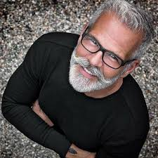 hair cuts for a 70 year old man 226 best sliver fox images on pinterest beards beard styles and