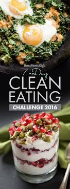 Challenge Buzzfeed My Week Of Clean
