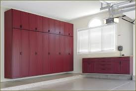design endearing adorable menards garage cabinets metal cabinet