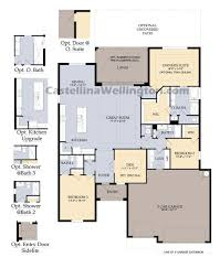 Dartmouth Floor Plans Castellina In Wellington Florida