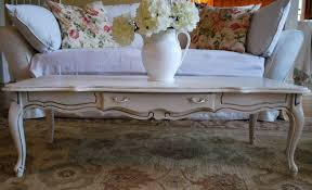 best 30 of white french coffee tables