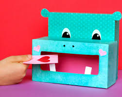 Valentine Shoe Box Decorating Ideas Cardboard Box Archives Fun Family Crafts