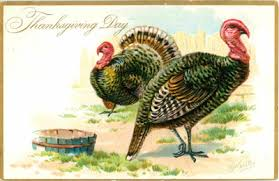 thanksgiving day vintage postcards page three