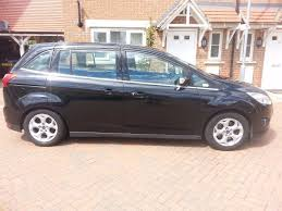ford grand c max 7300 miles 1 6 7 seater diesel mot 10 05 18