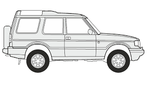 range rover sketch how to draw a land rover discovery 3 как нарисовать land rover