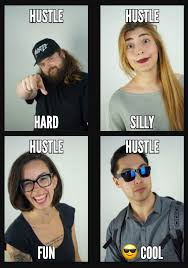 Faces Of Memes - faces of hustle at hustlecon 2017 brick house mediathought