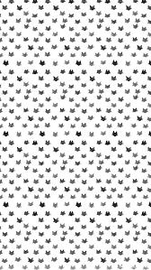 wallpaper cat whatsapp black cat head silhouettes whatsapp wallpaper black white