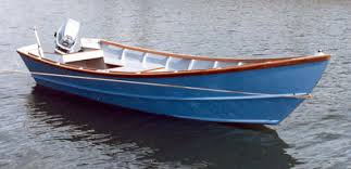 Wooden Fishing Boat Plans Free by