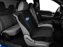 2010 ford f150 seat covers alterum f 150 seat armour protective cover black ford oval
