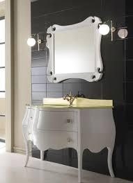 Classic Bathroom Furniture Luxury Silver Classic Bathroom Vanity Styleshouse