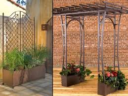 Ideas For Metal Garden Trellis Design Copyright 2007 Gi Designs All Rights Reserved Trellises