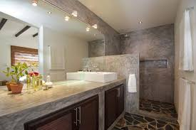 Cool Ideas And Pictures Of Natural Stone Bathroom Mosaic Tiles - Stone bathroom design