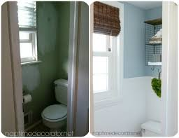 powder room bathroom ideas budget powder room makeover hometalk