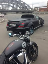 mercedes motorcycle mercedes benz s class ute is as real as they come