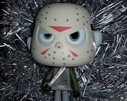 regan from the exorcist custom funko ornament