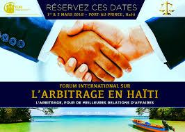 chambre d arbitrage de forum international sur l arbitrage agenda de l événement loop