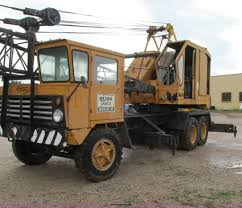 1968 american crane 1510 crane item g9302 sold june 12
