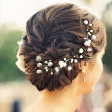 hair accessories for brides 6 pieces women wedding hair accessories bridal bridesmaid hair