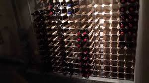cool private wine cellar youtube