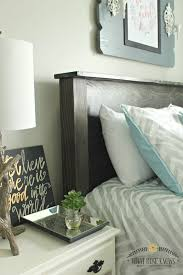 Inexpensive Headboards For Beds Best 25 Queen Size Headboard Ideas On Pinterest Head Boards Diy
