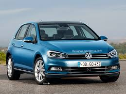 facelifted vw golf to get new petrol and diesel engines