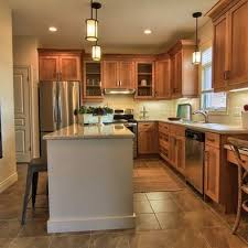 kitchen island colors with wood cabinets revere pewter on island looks like this color could match