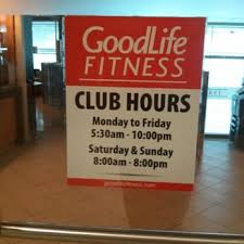 goodlife fitness gyms 215 water st st s nl phone