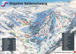 Wetter Bad Hindelang Bergfex Bergfex Pistenplan Balderschwang Panoramakarte Balderschwang