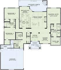 House Plans With A Courtyard Aging In Place House Plans House Plans Plus