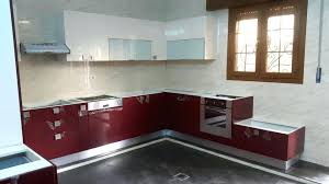 meuble haut cuisine laqué meuble cuisine buffet de cuisine laque cuisine