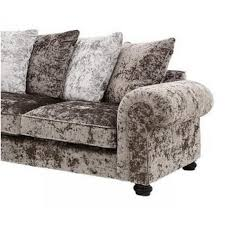 Fabric Corner Recliner Sofa Laurence Llewelyn Bowen Scarpa Left Hand Fabric Corner Chaise Sofa