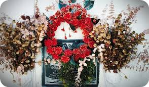 symbolic wreath meaning year celebrations on whats your sign