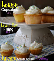 the farm recipes lemon curd cupcakes with lemon cream cheese