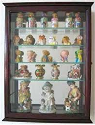 small curio cabinet with glass doors amazon com wall curio cabinet wall shadow box display case for