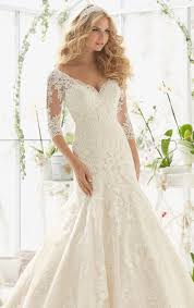 mori brautkleider mori 2812 by bridal by mori wedding der