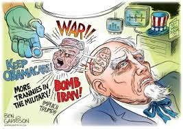 Garrison Flag Size The Latest Ben Garrison Cartoon On John Mccain U0027s Cancer Harmony