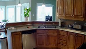 How To Install A Kitchen Countertop by How To Put Endcaps On Kitchen Countertops Homesteady
