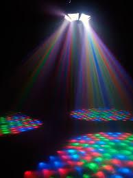 intelligent led light shows