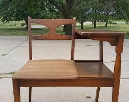 Best Mcm Chair Gossip Chair Etsy