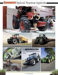 si e tracteur agricole tracteur agricole n 5 avr mai jun 2016 page 12 13 tracteur