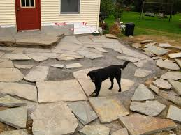 flagstone patio indigenous ingenuities