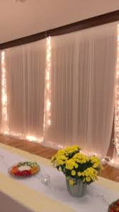 Curtains Wedding Decoration Best 25 Wedding Reception Backdrop Ideas On Pinterest