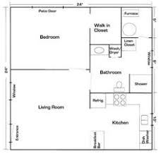 Studio Apartment Floor Plans by 500 Sq Ft Studio Apartment One Bedroom 550 Sq Ft Two Bedroom 750
