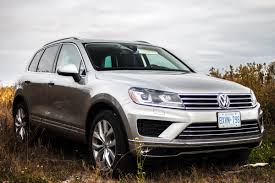 2016 Volkswagen Touareg Tdi Review Doubleclutch Ca
