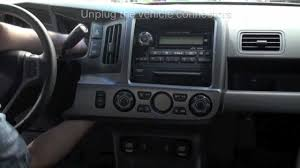 ridgeline ipod attachment installation honda answers 70 youtube